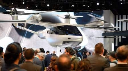 Hyundai flying cars, Flying cars, aerial vehicles, Indian express