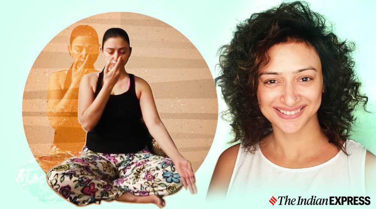 pranayama, anulom vilom benefits, how to do anulom vilom, yoga breathing techniques, gauri pradhan fitness, fitness goals,