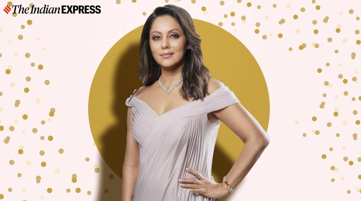 gauri khan, gauri khan fashion, gauri khan photos, gauri khan book, ami patel gauri khan, indian express, indian express news
