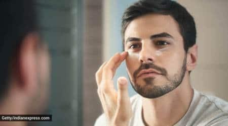 men, grooming, grooming tips for men, festive season grooming for men, men skincare, indian express news