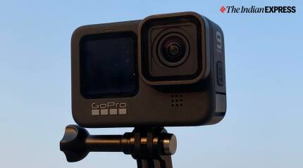 We tried GoPro's Hero 9 Black action camera, here's what we found