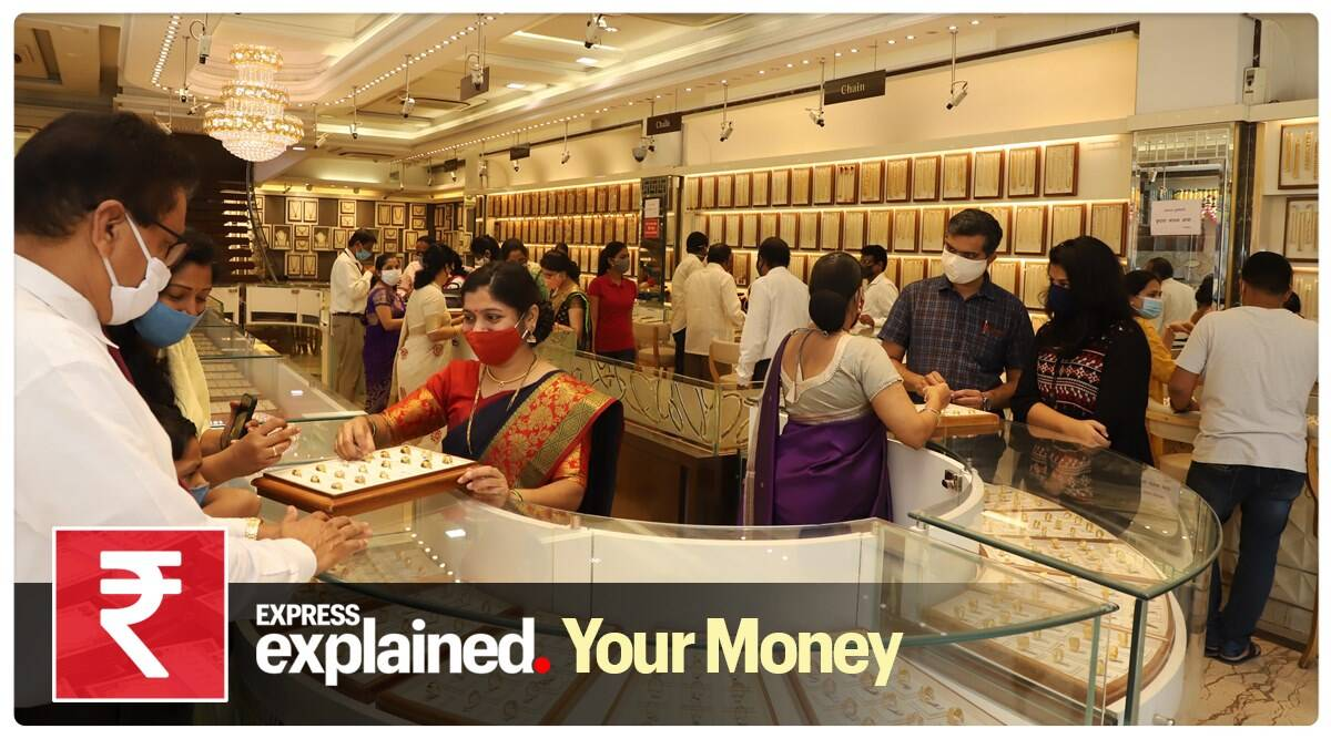 gold, gold investment, gold price, india gold price, buying gold in diwali, diwali investment, indian express