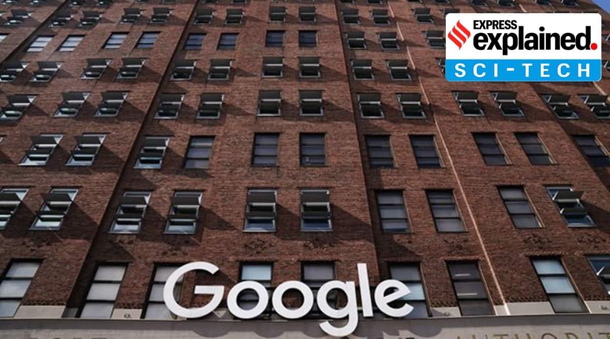 Google, Google lawsuit, US sues Google, Google anti-trust lawsuit, anti-trust lawsuit, Google news, Indian Express