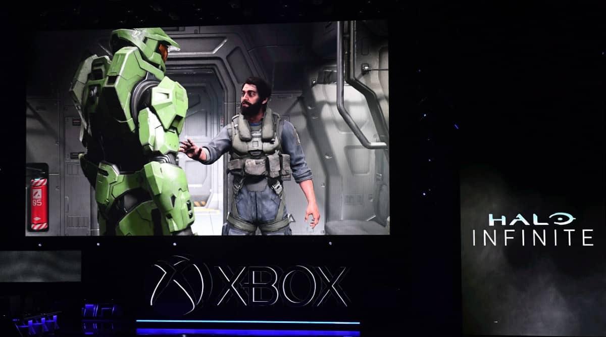 Microsoft, Xbox, Halo, Microsoft Halo, Halo Infinite, Microsoft Halo Infinite, Xbox Halo Infinite, Xbox Series X, Master Chief, Halo games