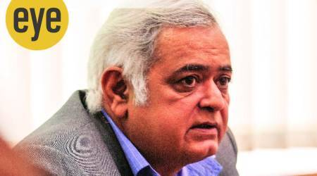 Hansal Mehta, Director Hansal Mehta, Director Hansal Mehta interview, Scam 1992, eye 2020, sunday eye, indian express news