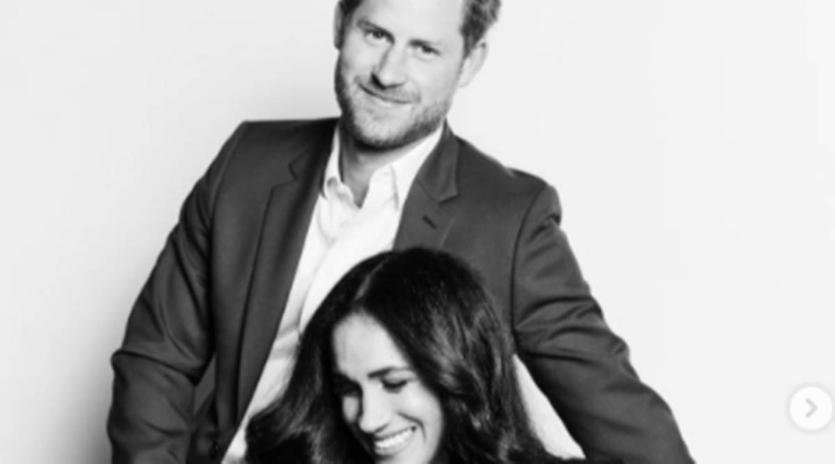 Meghan Markle's sweet tribute to Princess Diana in new portrait
