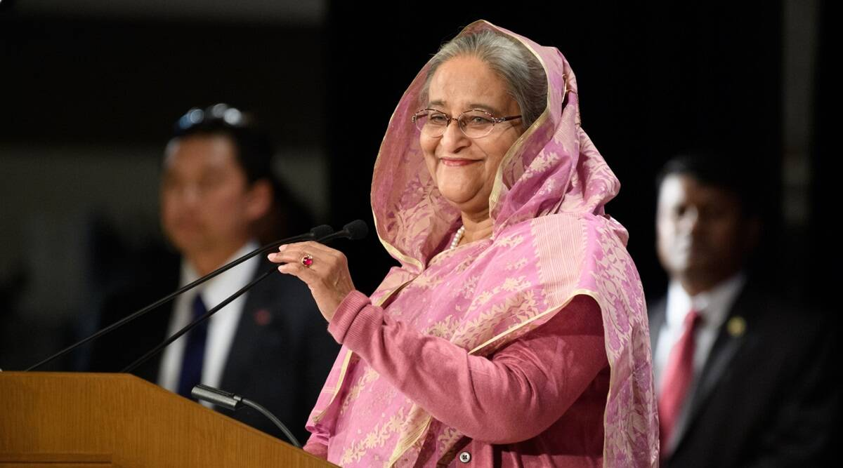 Death sentence for 14 Islamic militants for attempting to kill Bangladesh PM Hasina in 2000