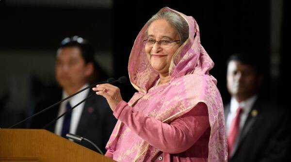 India Bangladesh GDP, India GDP, India Covid economy, Bangladesh economic growth explained, bangladesh economy explained, Bangladesh GDP to surpass India, Indian Express
