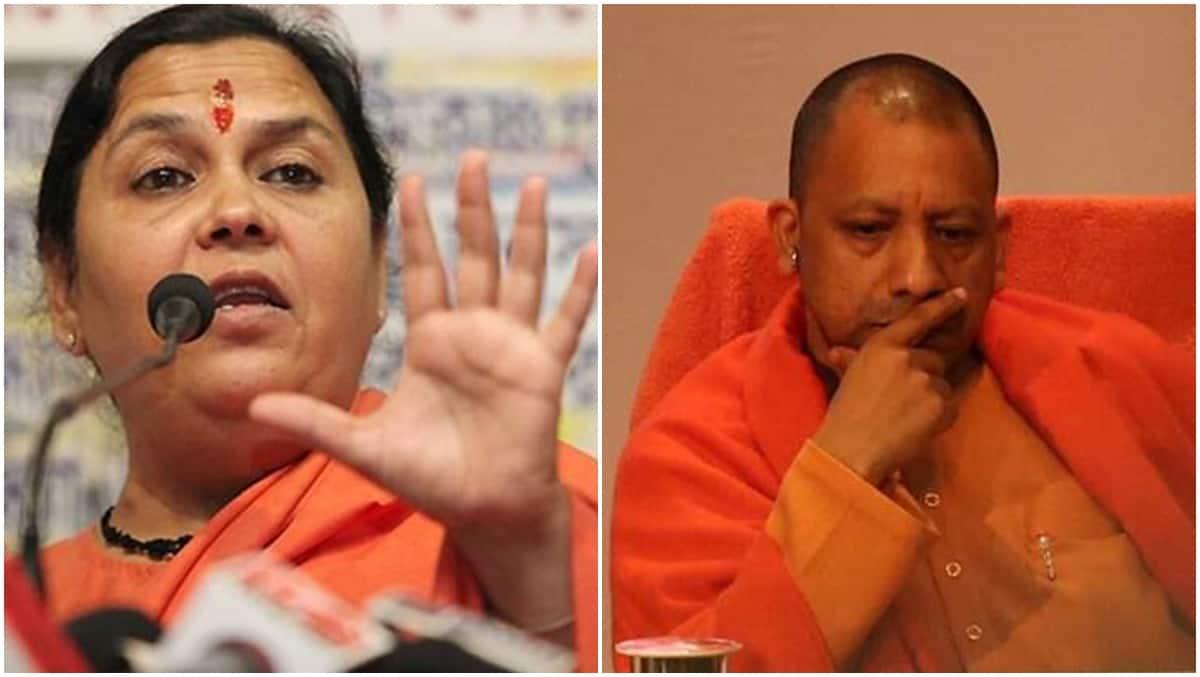 hathras gangrape, hathras rape case, hathras dalit rape case, yogi adityanath, uma bharti, hathras news, bjp hathras news