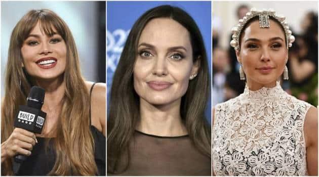 Sofia Vergara, Angelina Jolie, Gal Gadot top paid actresses