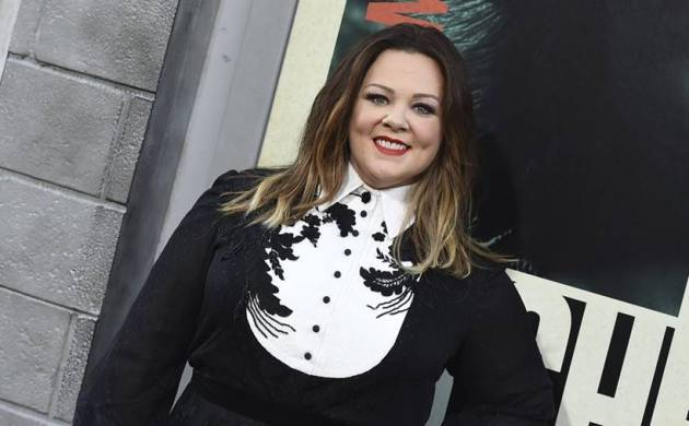 Melissa McCarthy in Top 10 highest paid hollywood actresses