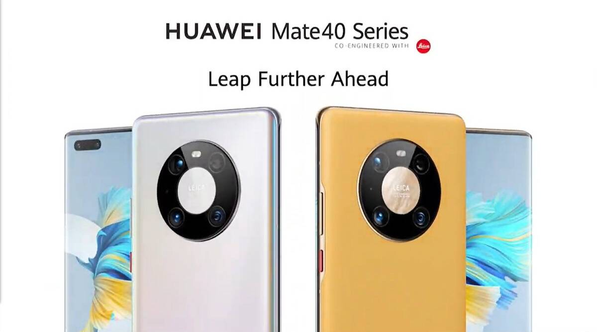Huawei Mate 40, Mate 40 Pro, Mate 40 Pro+ launched; details here