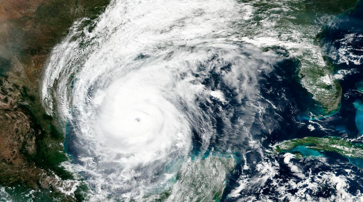 Hurricane Delta, Louisiana
