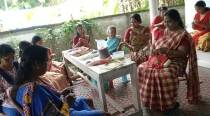 In Kerala's rosary hub, Covid-19 pandemic has drained earnings of women workers