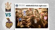 How netizens reacted to Royal Challengers Bangalore's crushing defeat of Kolkata Knight Riders