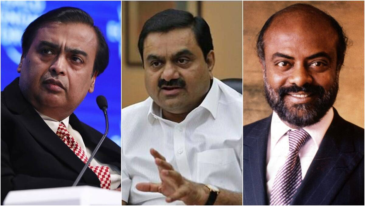 Forbes India Top 20 Rich People