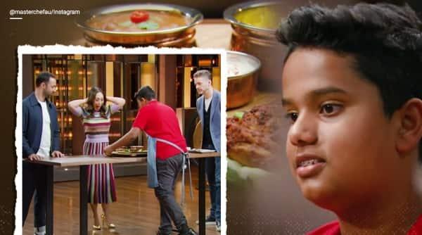 master chef, master chef Australia, master chef dev, indian boy master chef, indian masterchef, trending, indian express, indian express news
