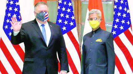 2+2 today, decks cleared for key India-US defence agreement