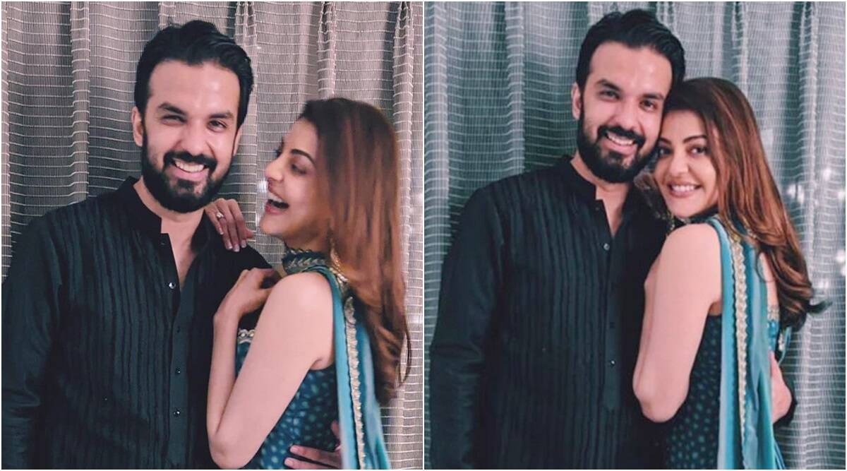 Kajal Aggarwal and Gautam Kitchlu are enjoying their 'pre-wedding  festivities', see pictures | Entertainment News,The Indian Express