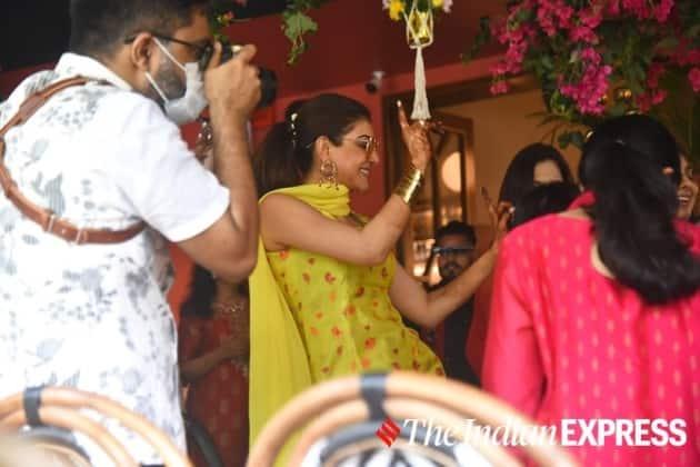 Kajal Aggarwal pre wedding