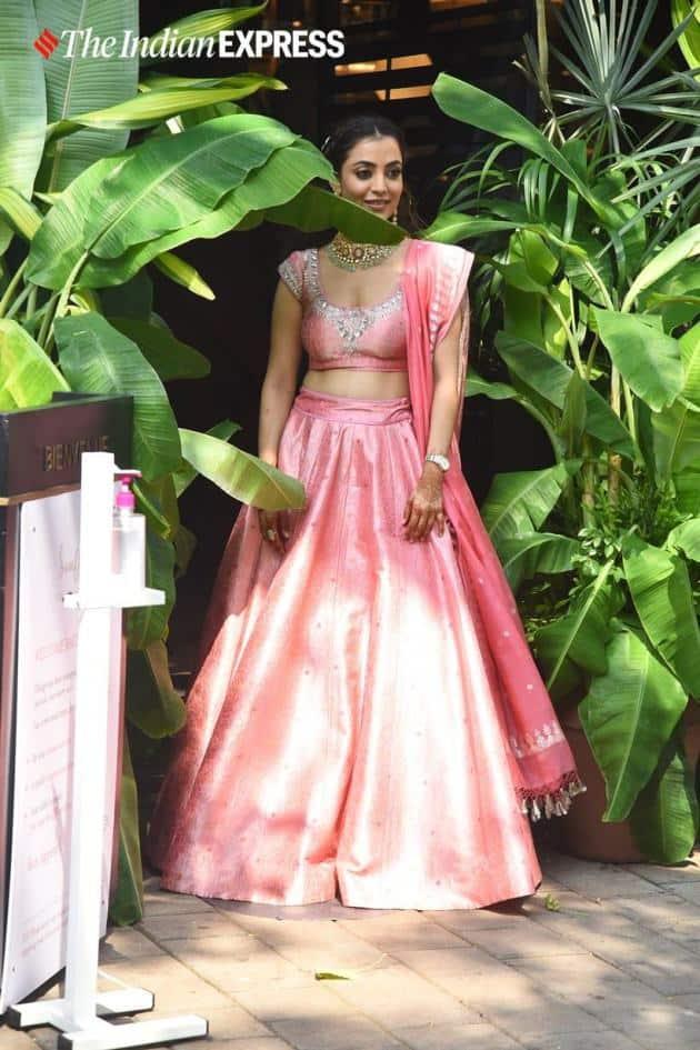 nisha aggarwal Kajal Aggarwal wedding
