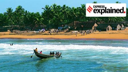 Blue Flag certification, what is Blue Flag certification for beaches, 8 indian beaches selected for Blue Flag, who goves Blue Flag certification, express explained, indian express