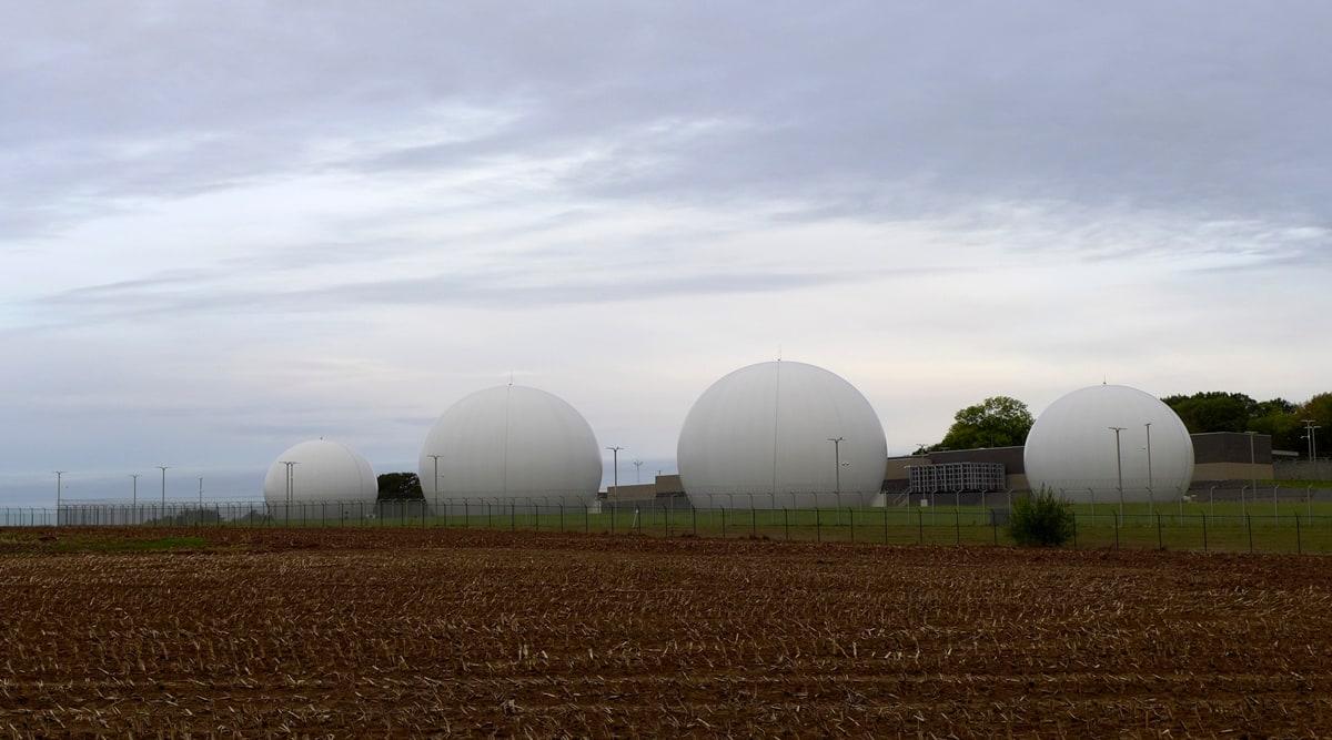 Kester Satellite Ground Station