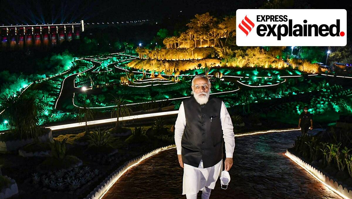 Kevadia Tourism Circuit: What to see around the Statue of Unity, and what it will cost