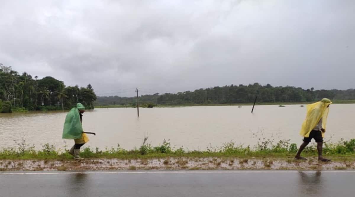 Kodagu, Rainfall, Karnataka