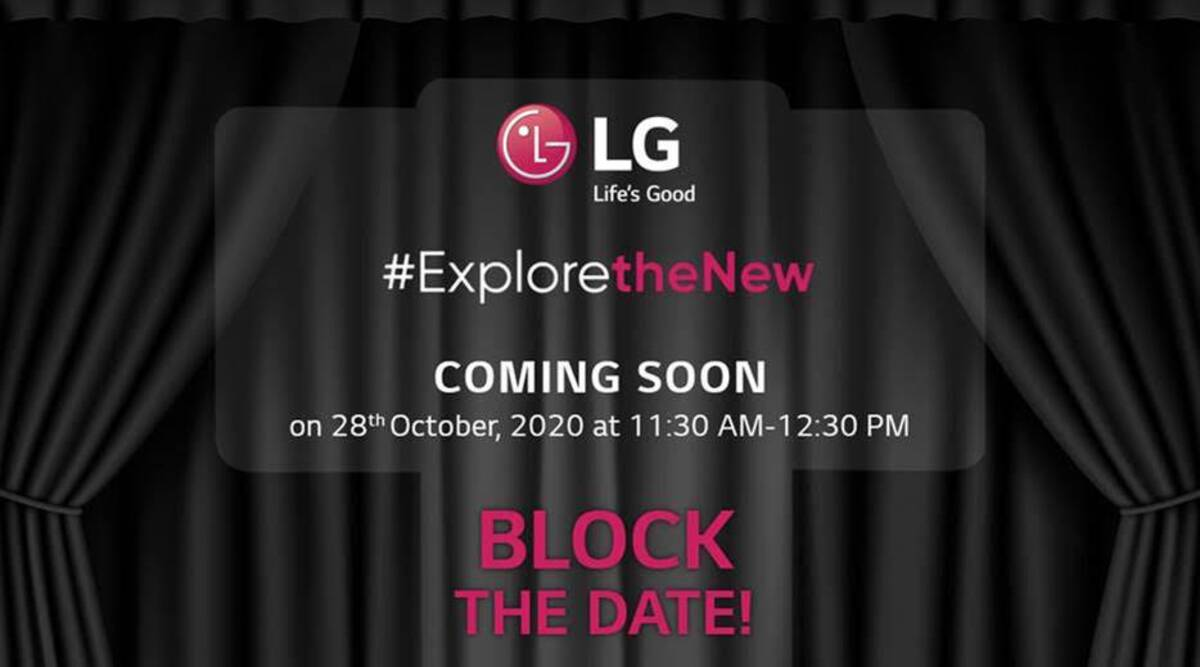 LG sets October 28 to launch dual-screen 'Wing' smartphone in India