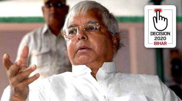 What Lalu is doing amid polls