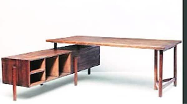 Le Corbusier, Pierre Jeanneret, auction, Jeanneret & Corbusier
