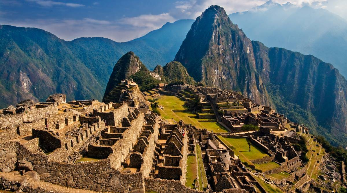 Stranded Tourist Gets Machu Picchu All To Himself