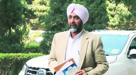 Manpreet Singh Badal, GST council meet, Compensation Law in GST, Chandigarh news, Punjab news, Indian express news
