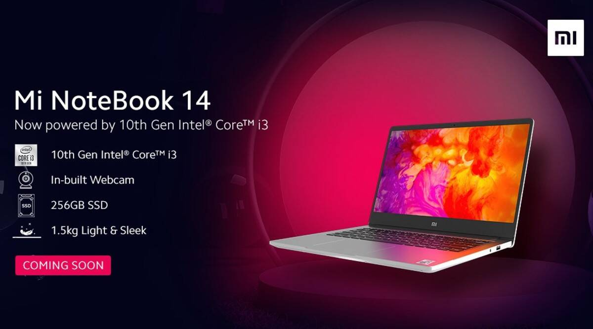Xiaomi, Xiaomi Mi NoteBook 14, Mi NoteBook 14 Core i3, Mi NoteBook 14 Core i3 price, Mi NoteBook 14 Core i3 launch date, Mi NoteBook 14 Core i3 specs, Mi NoteBook 14 Core i3 specifications