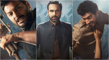 posters of mirzapur 2