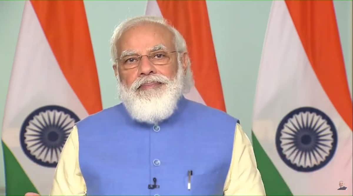 SVAMITVA, SVAMITVA scheme, SVAMITVA scheme PM Modi, PM Modi SVAMITVA scheme, India news, Indian Express