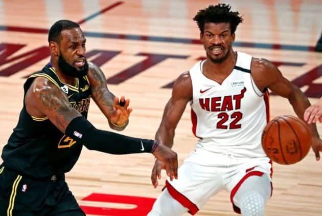 Heat vs Lakers