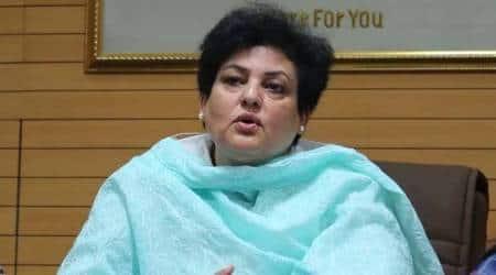 Rekha Sharma, Rekha Sharma tweets, Rekha Sharma deleted tweets, Rekha Sharma love jihad, bombay hc plea Rekha Sharma, mumbai city news
