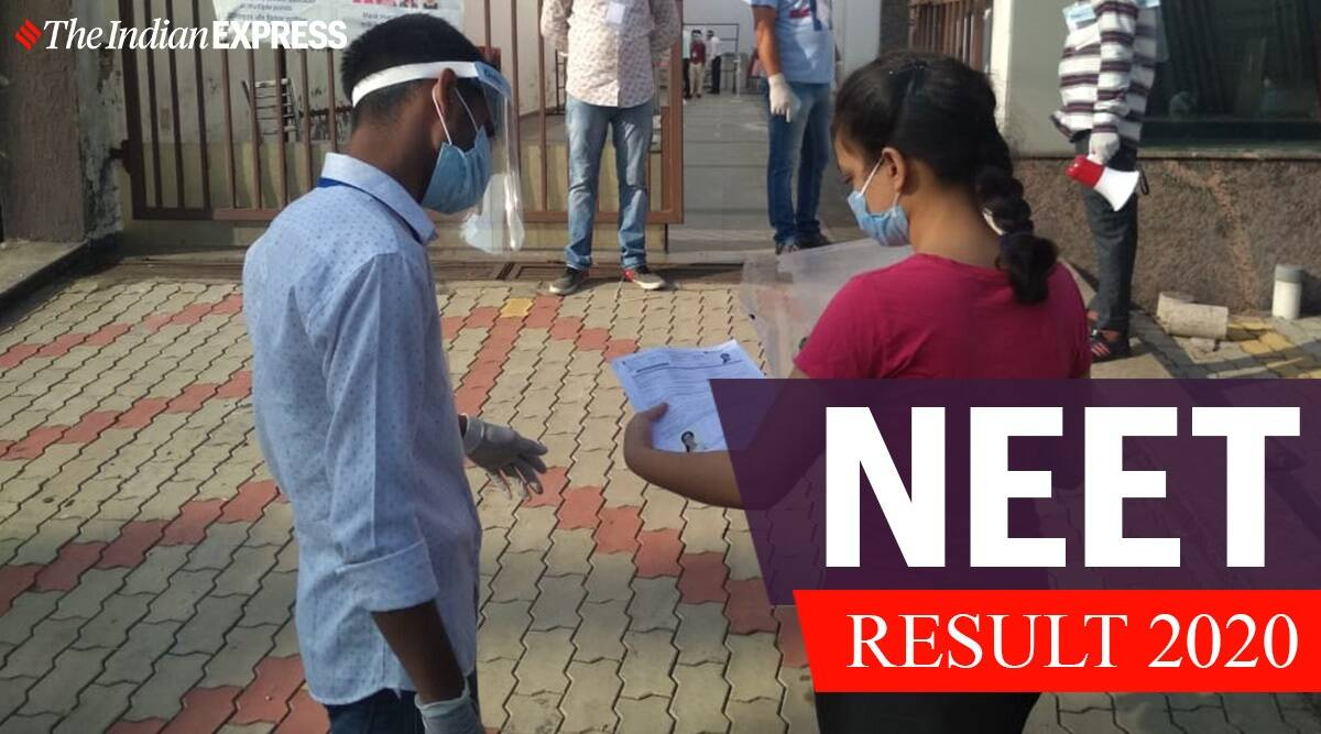 What after NEET 2020 result? Admission process, cut-off - The Indian Express