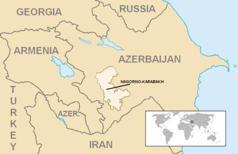 Armenia Azerbaijan war, Armenia and Azerbaijan conflict, Nagorno-Karabakh, Nagorno-Karabakh conflict, Armenia, Azerbaijan, Soviet Union, USSR, Stalin, Armenia Azerbaijan news, Armenia news, Azerbaijan news, Nagorno-Karabakh news, Indian Express