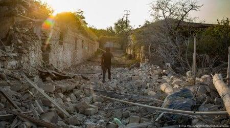 Nagorno-Karabakh conflict, azerbaijan armenia conflict, Nagorno-Karabakh conflict civilian casualties