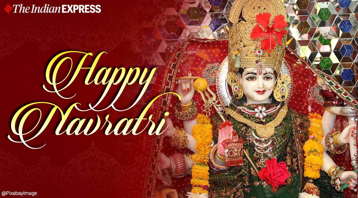 Happy Navratri 2020: Wishes Images, Quotes, Status, Photos, Whatsapp  Messages, GIF Pics, HD Wallpapers