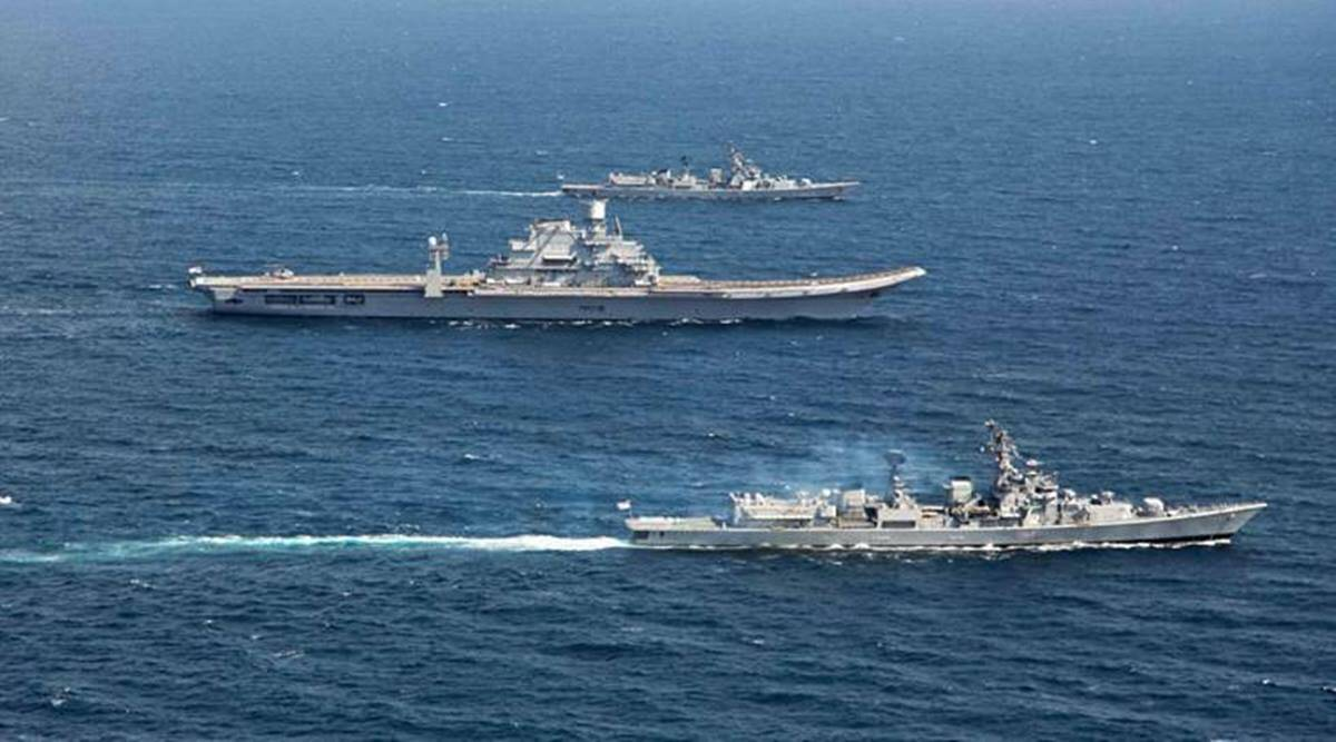 Signal to China: Quad navies to sail together, Indo-US pact on table