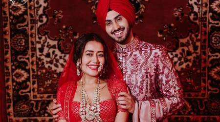 Neha Kakkar wedding photos