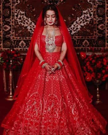 Neha Kakkar wedding photos
