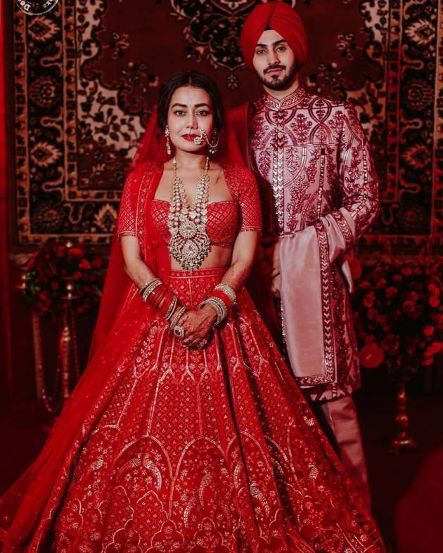 neha kakkar and rohanpreet singh photos