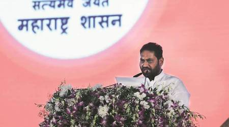 Nitin Raut on UP govt, President rule in UP, atrocities against Dalits, crime against women, Maharashtra news, Indian express news