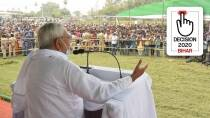 Think of Bihar when you vote in those who produce 8-9 kids: Nitish Kumar