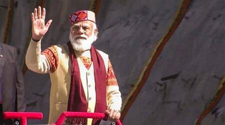 narendra modi fashion, atal tunnel inauguration